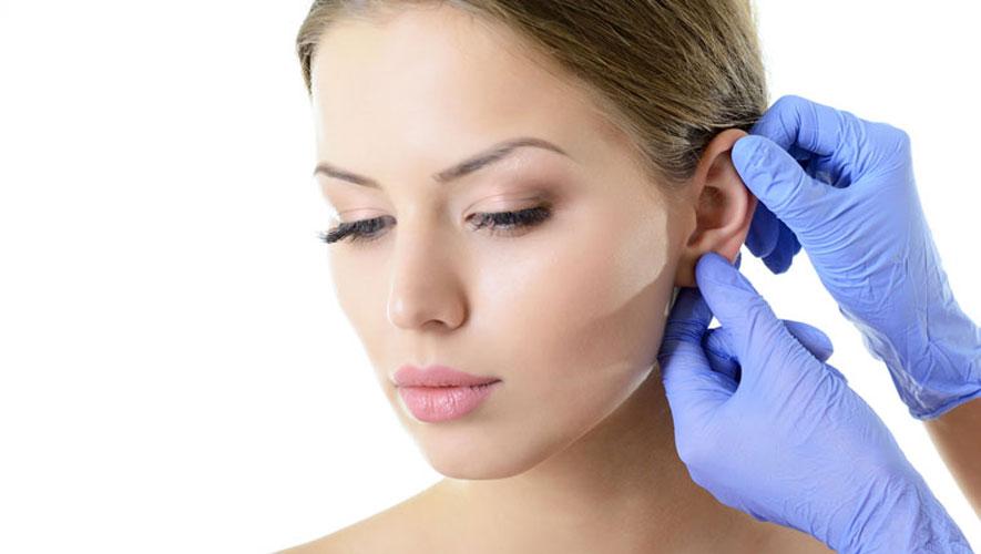 İple Kulak Estetiği